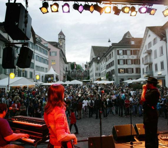 Rössli-Blues'n'Jazz Festivalpackage