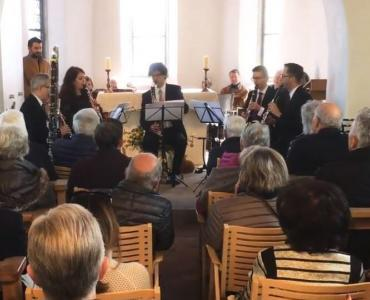 Osterkonzert 2018 in der Kapelle